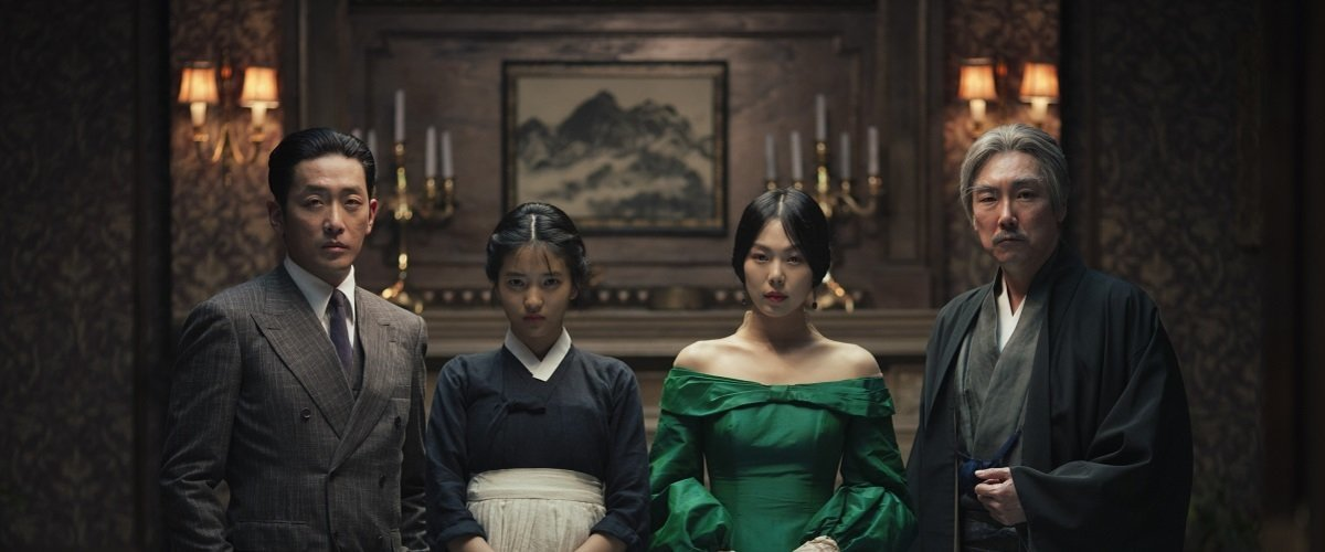 The Handmaiden main characters